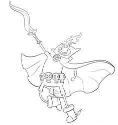 Daily Drawing - Tier 9001 Finn by BlackSpotDesign