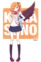Haikyuu!!: Yachi Hitoka by makaroll410