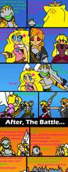 Brawlers: Tag Team Battle by RandomGenie