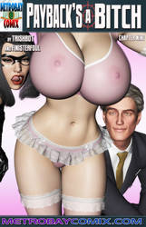 Payback Cover 9 by finister