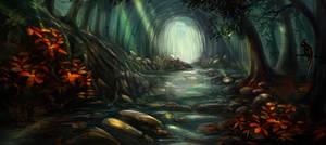 Chapter 3: Silva's Light by SkyrisDesign