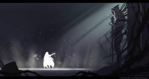 An Old Friend by SkyrisDesign