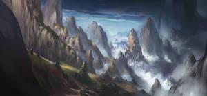 Valley by SkyrisDesign