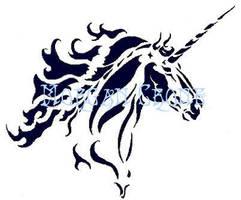 Unicorn by MorganCrone