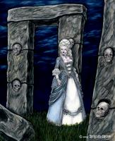 Amongst Ancestors by MorganCrone
