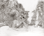 Forgotten Angels WIP by MorganCrone