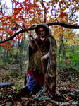 Autumn Witch 42 by MorganCrone