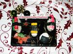 Nigiri Sushi Holiday Ornament Decorations by MorganCrone