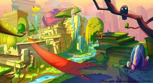 Fairytale Fights artwork by RobinKeijzer