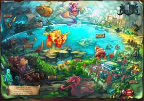DandD map by RobinKeijzer
