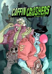Coffin Crushers badguys by RobinKeijzer