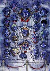 Alexander ho: Coffin Crushers 'hall-of-infamy' by RobinKeijzer