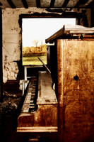 Abandoned House III  Piano by Charmed-n-Dangerous