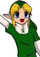 Link by Flyingfreelikeabird