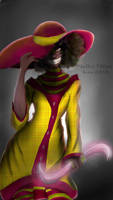 Sunhat Tiffany by KeriiDraw