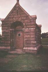 Ives Family Mausoleum, Oak Hill Cemetery by DannySamFanMan