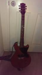 '57 Gibson Les Paul Jr by DannySamFanMan