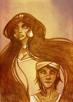 im a pirate, youre a princess by bidrohi