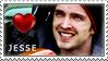 Jesse Pinkman - Stamp by Simmeh