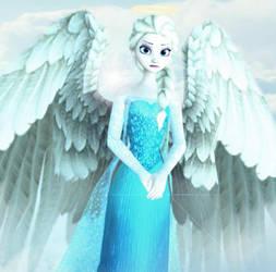 Angel Elsa by Simmeh
