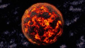 Hadean Earth by Bullet-Magnet