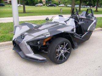 Polaris Slingshot by PhotoDrive
