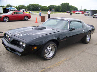 The Trans Am by PhotoDrive
