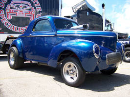 Ford Willy's Coupe by PhotoDrive