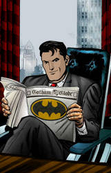 Bruce Wayne by Brandtk