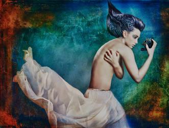 Dark Aqua by Mo-Nabbach