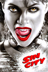 SINCITY by andrebdois