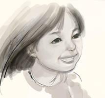 meifeng sketch work by nancy0039