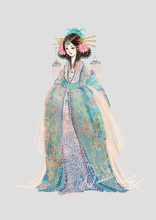 The Princess By Nancy0039 On Deviantart