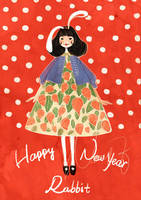 Happy bunny year by nancy0039