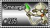 235 - Smeargle by PokeStampsDex