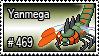 469 - Yanmega by PokeStampsDex