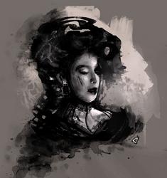 Lady by GAVade