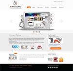 ITVentures Website Design by mfarrag