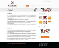 ITVentures Inner Page by mfarrag