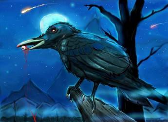 Crow by BndDigis