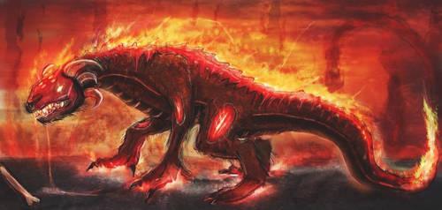 hellhound by BndDigis