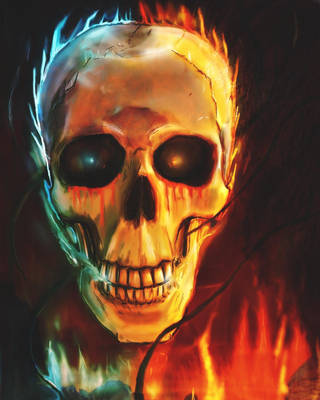 dual skull by BndDigis