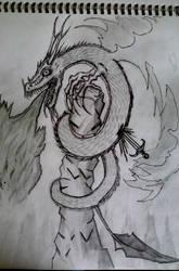 dragon55 by BndDigis