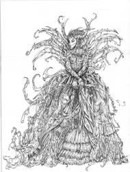 Baroness Bramble Mustardseed by Gorgonbunny