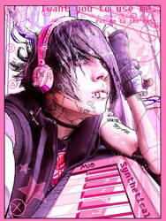 Binary Love Feat Mio art by Ezekiel666