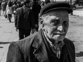 Istanbul Street Portrait #1 by niklin1