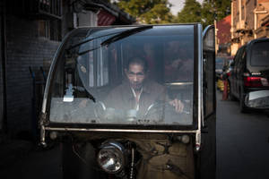 Alley Cab by niklin1