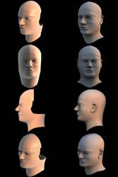 Face by Zeppi-il-Hafi