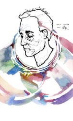 (Portrait) @ Cafe Caesar by ziinyu