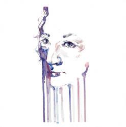 Falling-apart Inside (Portrait) by ziinyu